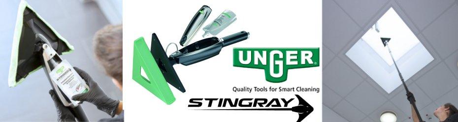 Unger Stingray Innenreinigungssystem